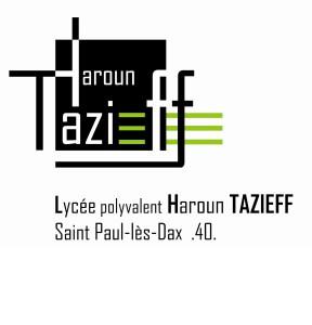 Logo Lycée Haroun Tazieff